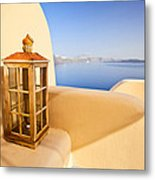 Peaceful Hour Metal Print