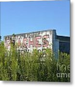 Peaches Metal Print