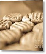 Peanut Butter Delights Metal Print