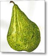 Pear Study#3 Metal Print