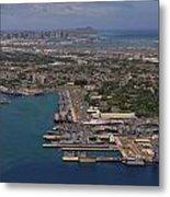Pearl Harbor 2012 Metal Print