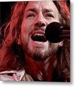 Pearl Jam Metal Print