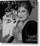 Peggy Lee Metal Print