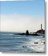 Pegion Point Lighthouse3 Metal Print