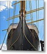 Peking Vessel Metal Print