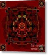 Pele Goddess Of Fire 2013 Metal Print