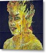 Pele Woman Metal Print