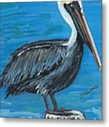 Pelican On Post Metal Print
