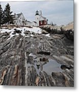Pemaquid 8263 Metal Print