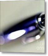 Pen Metal Print