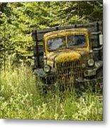 Pend Oreille Power Wagon Metal Print