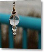Pendulum Metal Print by Tara Miller