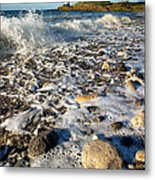 Penmon Isle Of Anglesey Metal Print