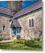 Penmon Priory Metal Print
