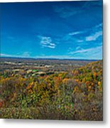 Pennsylvania Autumn Metal Print