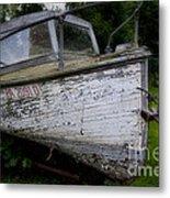 Pennsylvania Boat Metal Print