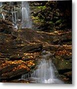 Pennsylvania Waterfalls Metal Print