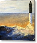 Pensacola Lighthouse Metal Print