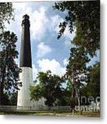 Pensacola Lighthouse Metal Print
