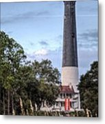 Pensacola Lighthouse V Metal Print by JC Findley