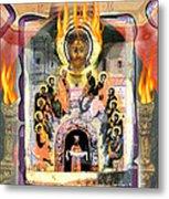 Pentecost 2009 Metal Print by Glenn Bautista
