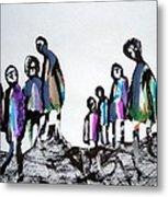 People 120913-3 Metal Print