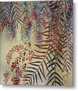 Pepper Tree Metal Print