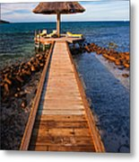 Perfect Vacation Metal Print