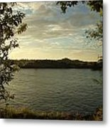 Perfect View Metal Print