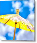 Perfect Weather Metal Print