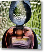 Perfume Bottle 1 Metal Print