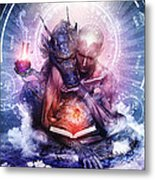 Perhaps The Dreams Are Of Soulmates Metal Print