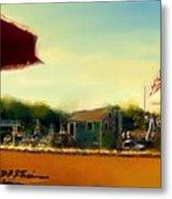 Perkin's Cove - Ogunquit Me - Number 5 Metal Print