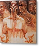 Persecution Metal Print