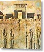 Persepolis  Metal Print