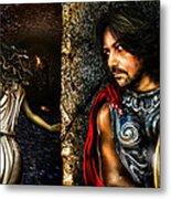 Perseus And Medusa Metal Print