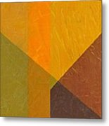 Perspective In Color Collage 5 Metal Print
