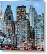 Perspectives Metal Print by JC Findley
