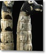 Pet Mummies, 1st Century Metal Print