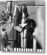 Day On The Green 6-6-76 #5 Metal Print
