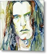 Peter Steele Portrait.4 Metal Print