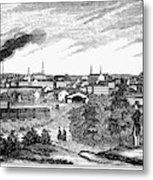 Petersburg, Virginia, 1856 Metal Print