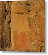 Petroglyphs   #1054 Metal Print