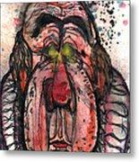 Phaeton II Metal Print by M o R x N
