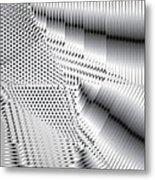 Phalanx 30 Shatter Metal Print