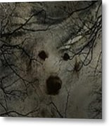 Phantom Dog Metal Print