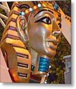 Pharaoh's Canoe Metal Print