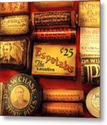 Pharmacist - The Druggist Metal Print