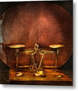 Pharmacy - Balancing Act  Metal Print