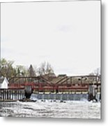 Phelps Mill Metal Print